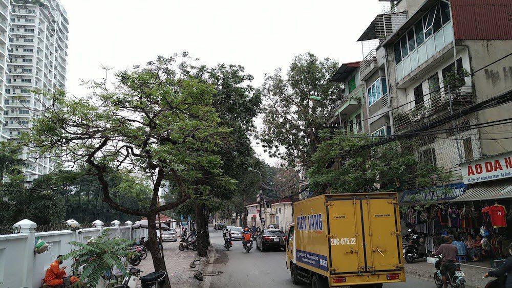 這一波新冠疫情對越南房地產的影響甚小,總體來說越南房產依然熱絡。 圖/21世紀不...