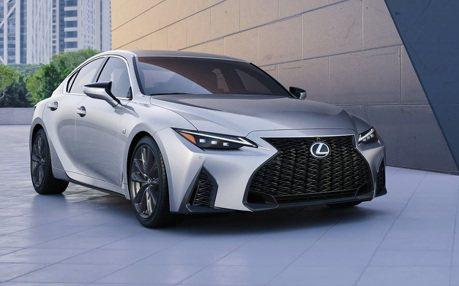 Lexus新IS車系可能出現大動力車款? 北美已註冊IS500車名!