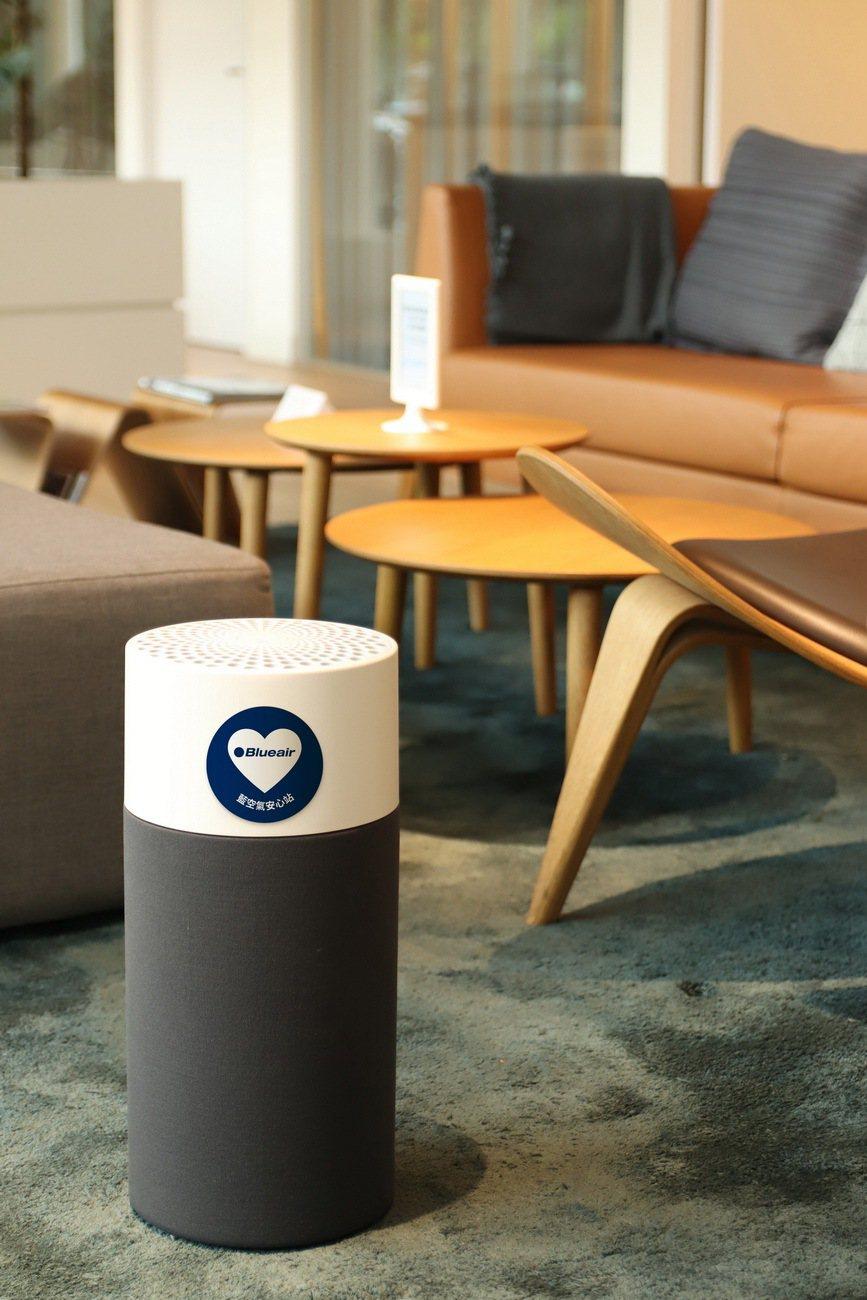 Blueair採用獨特的HEPASilent核心過濾技術,有效淨化空氣中99.9...