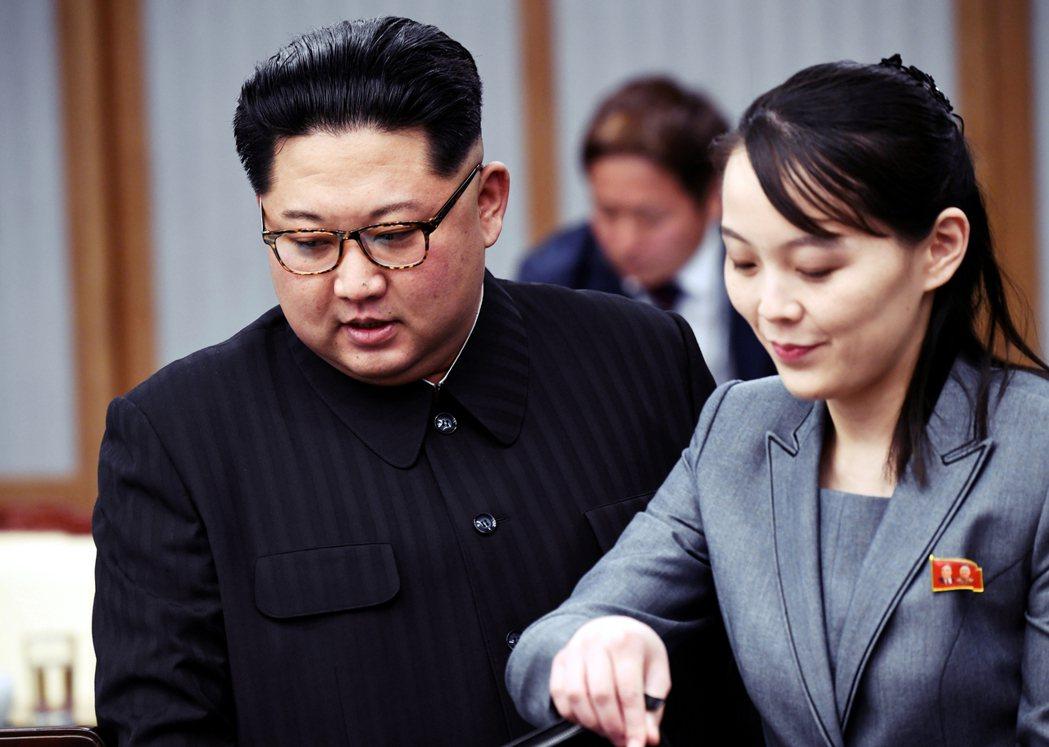 日本的北韓相關新聞記者高英起認為,這是金與正對外宣示,代表著「北韓還有一個可以發...