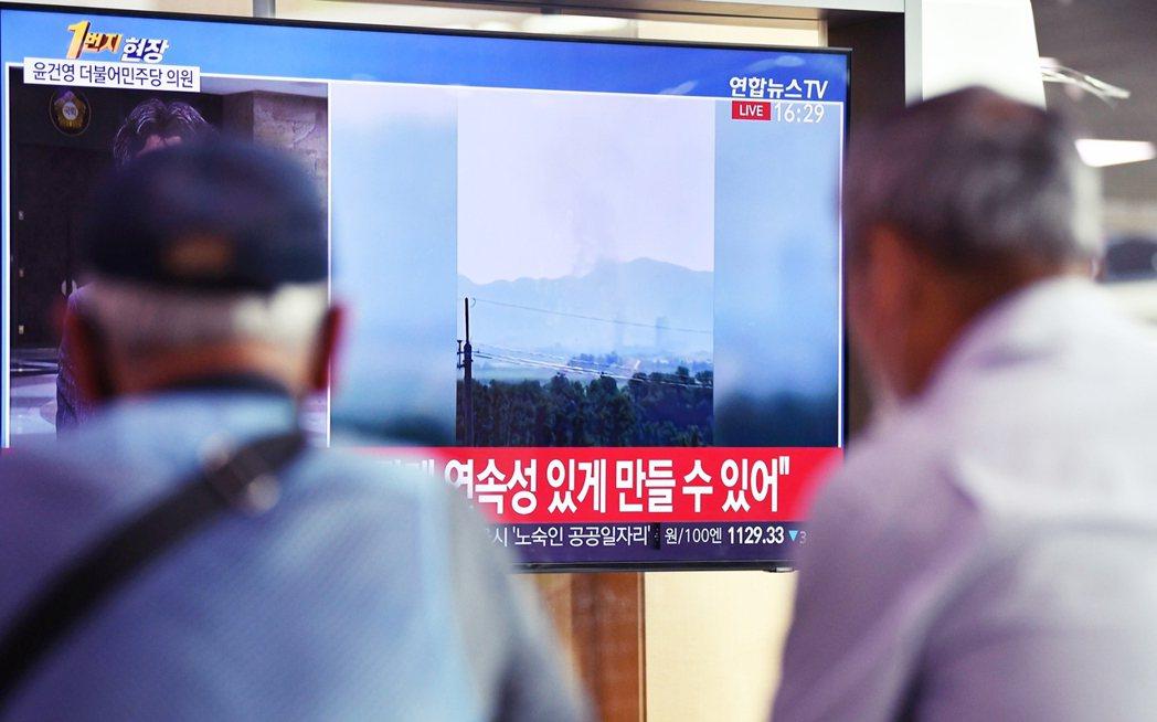 炸毀動機雖然尚未獲得官方解釋與證實,但可能與北韓最高領袖金正恩的胞妹——北韓勞動...