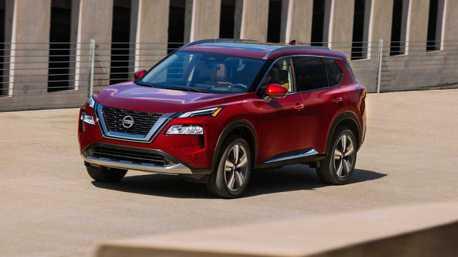 劍指美北宿敵RAV4!大改款Nissan Rogue/X-Trail舒適、科技全面升級登場