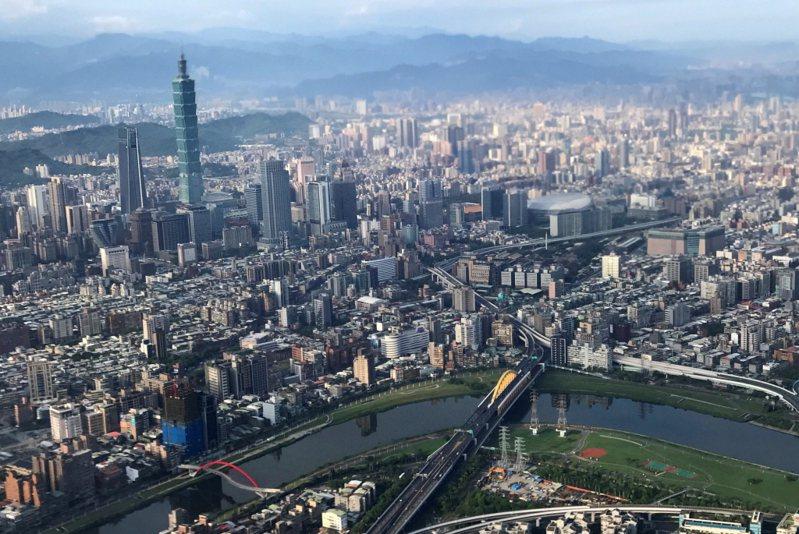 台北連續2年被選為全球最宜居城市。 路透