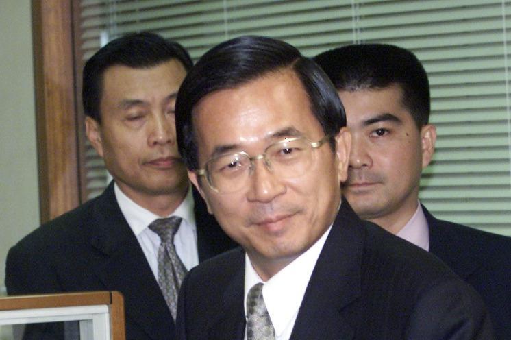 占議場不到一天落幕 阿扁:國民黨連議事抗爭都不會?