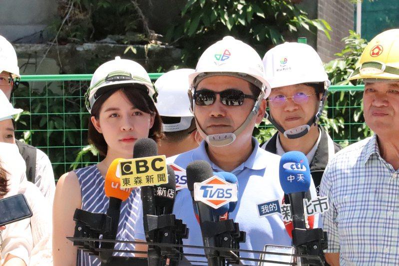 針對釣魚台爭議,新北市長侯友宜僅表示,多愛台灣這塊土地,若有不同看法可好好溝通、協調。記者胡瑞玲/攝影