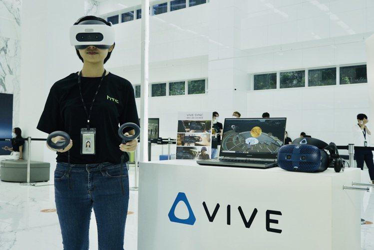 運用HTC VIVE生態系,HTC今也同步揭露VIVE XR Suite服務套裝...