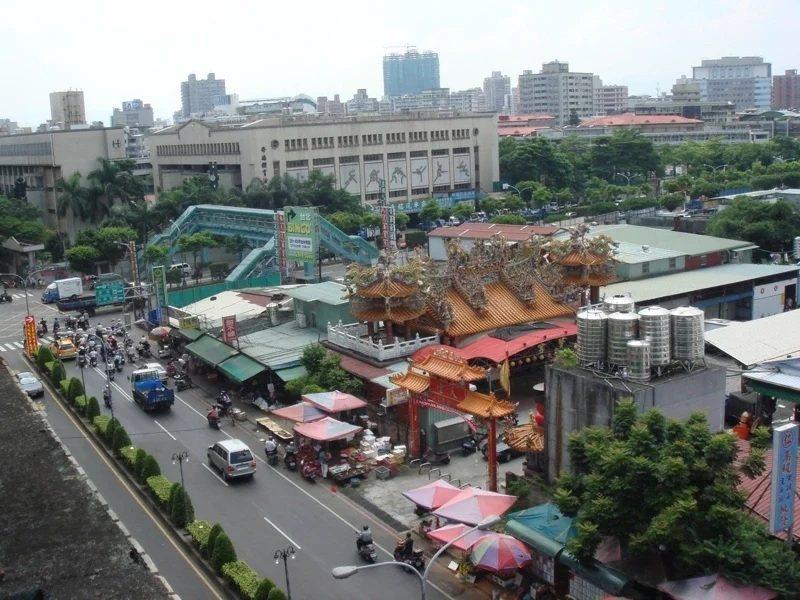 新北市三重果菜市場可能易地重建。圖/新北城鄉局都更處提供