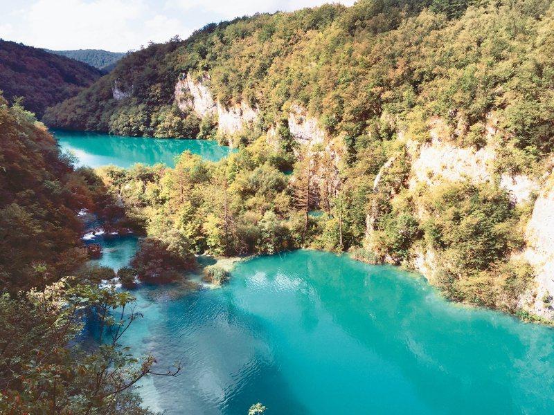 十六湖國家公園景觀。照片提供/翁智琦