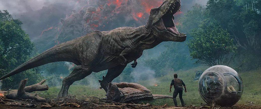 「侏羅紀世界」最新續集預計7月在英國復拍。圖/摘自imdb