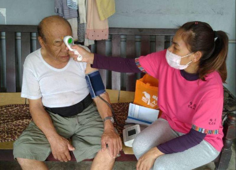新竹縣再增設4個文化健康站。 圖/新竹縣政府提供