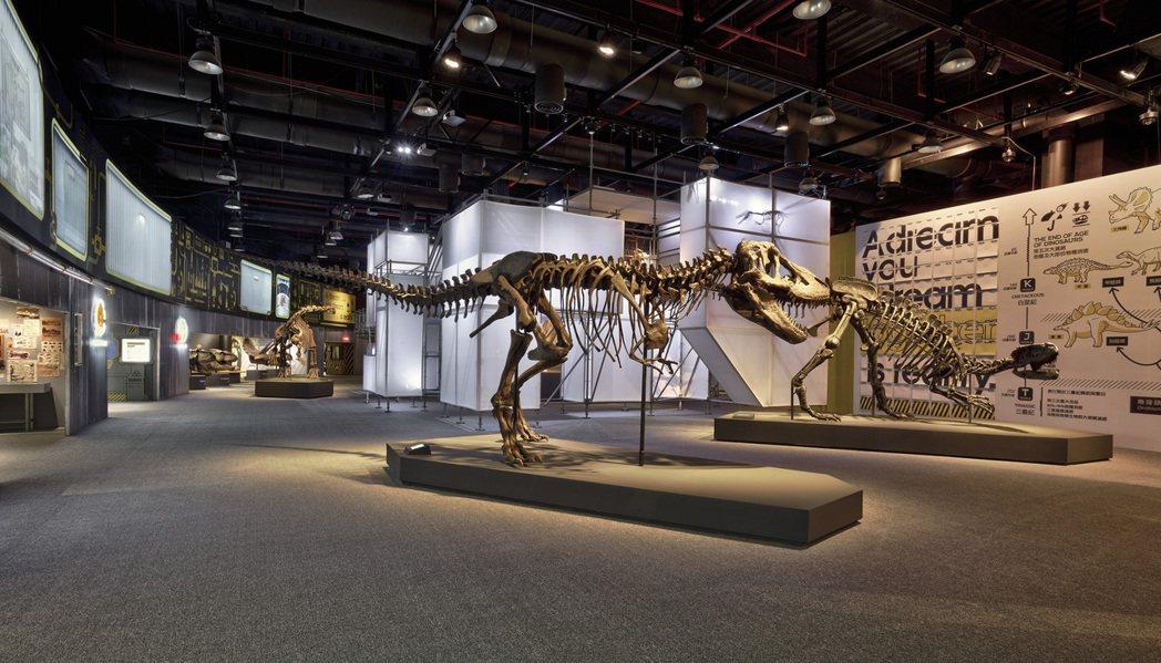 「#DINOLAB恐龍實驗室 - 復活任務」以全新原創故事與情境設定,打造前所未...