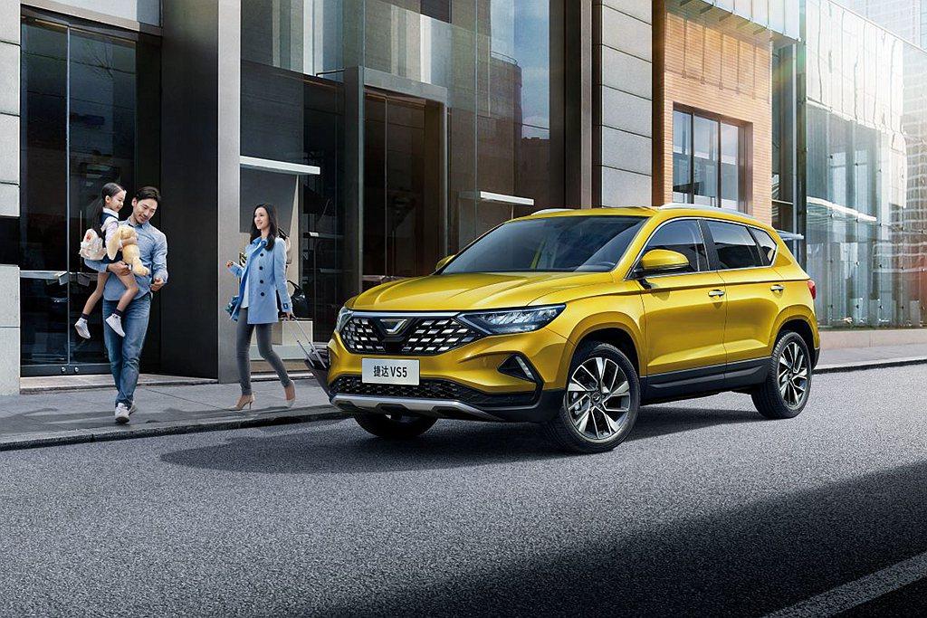 福斯集團嶄新汽車品牌JETTA,逐步在中國市場站穩銷售腳步。 圖/JETTA提供