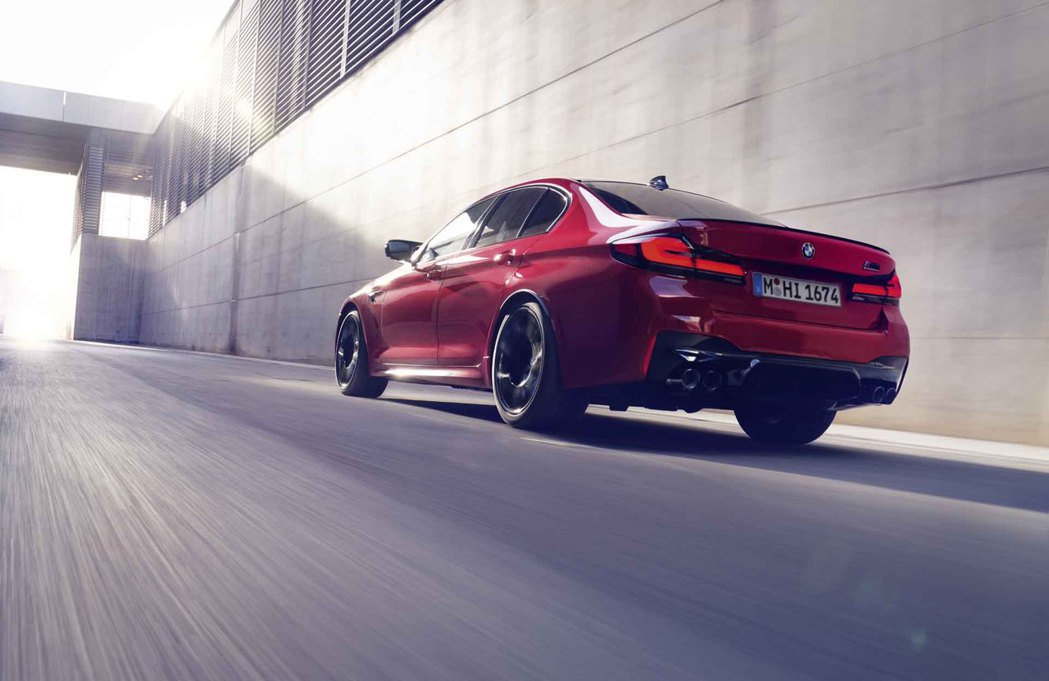小改款BMW M5、M5 Competition動力未有變動,最大馬力仍為600...