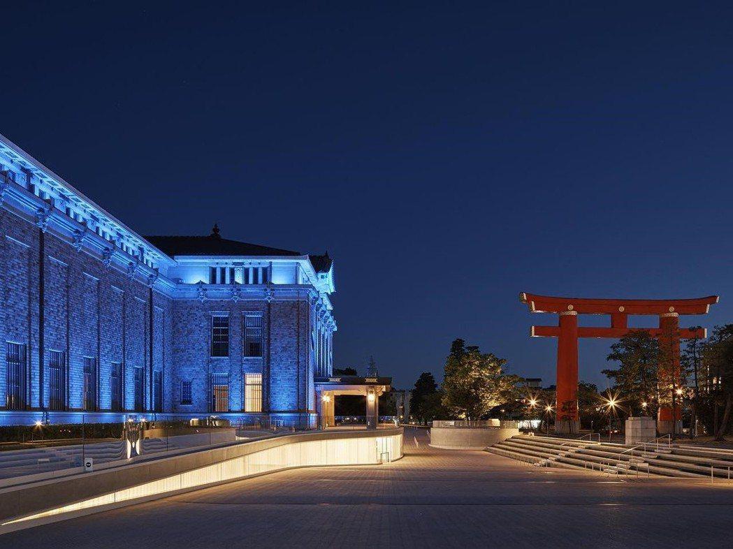 1933年開館的京都市美術館,即京都市京瓷美術館的前身、日本現存最老的公立美術館...