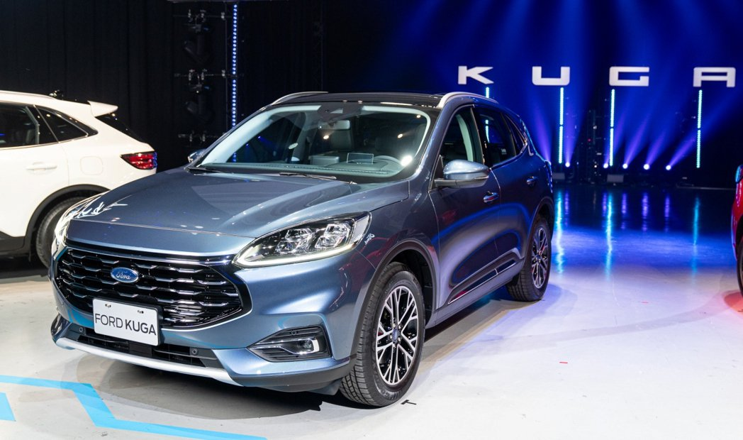 The All-New Ford Kuga EcoBoost180旗艦型正式售價...