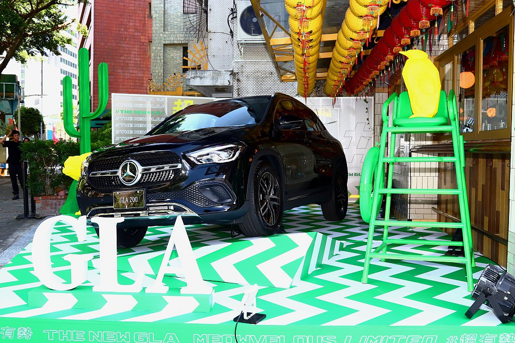 全新第二代賓士GLA在台灣市場共有四動力、五車型可選,建議售價自178萬台幣起(...