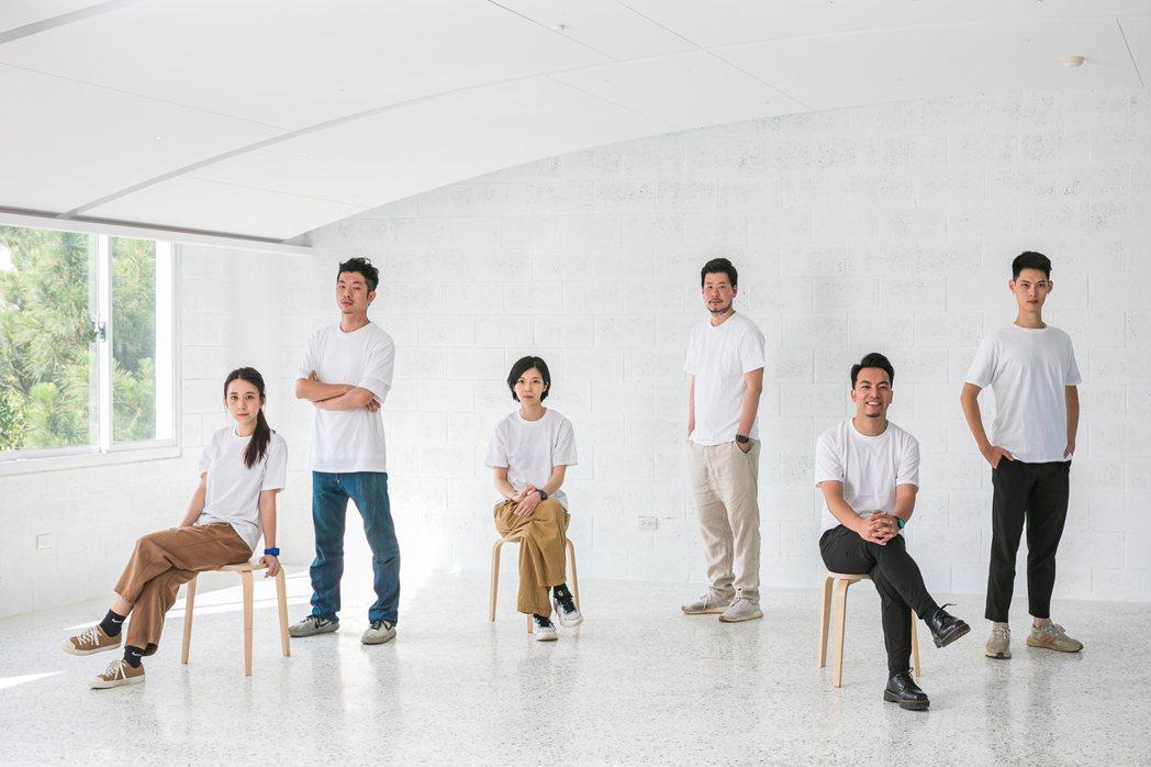 春室The POOL團隊成員:木更、朋丁、春池、彡苗。 圖/春室提供