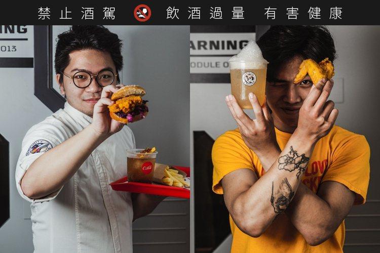 太空主題酒吧 to infinity & beyond 和台北最火的炸雞品牌週末...