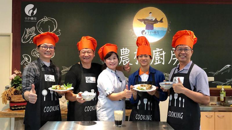 ▲暑假親子旅遊活動推薦-台北三峽料理體驗。(圖/Tripbaa趣吧!達人帶路)