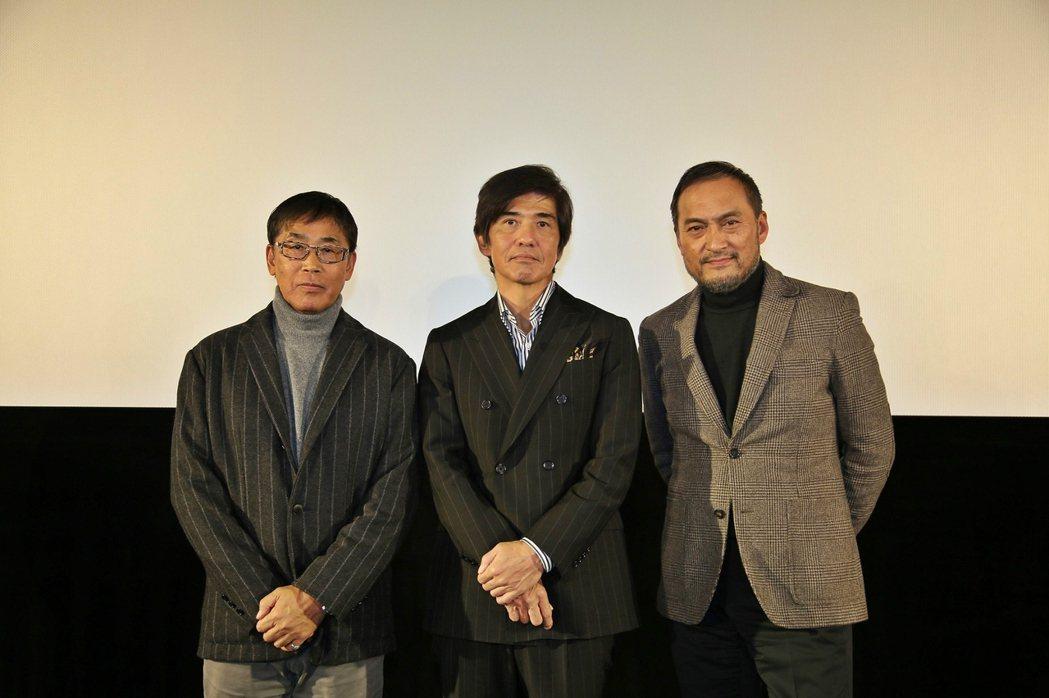 「福島50英雄」6月24日上映。圖/双喜提供