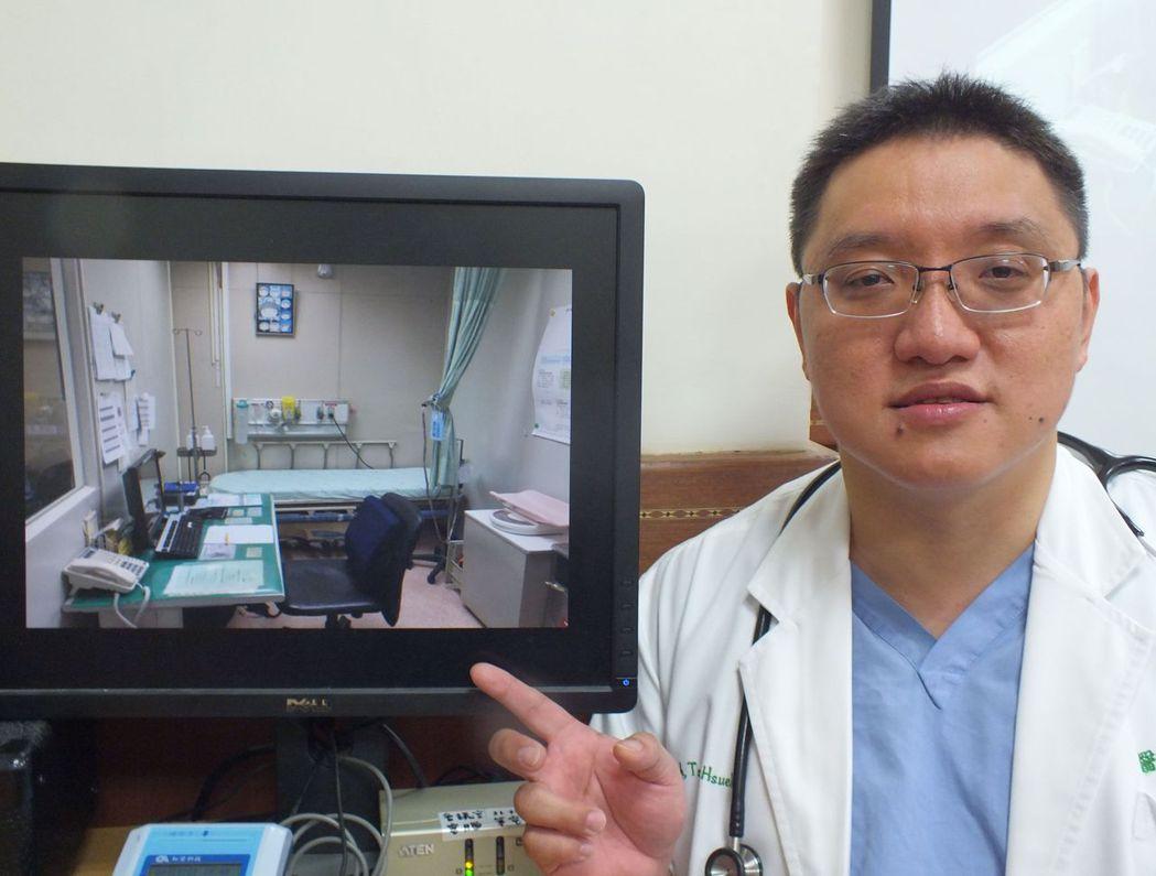 中山醫學大學附設醫院兒童急診科主任謝宗學。圖/報系資料照片