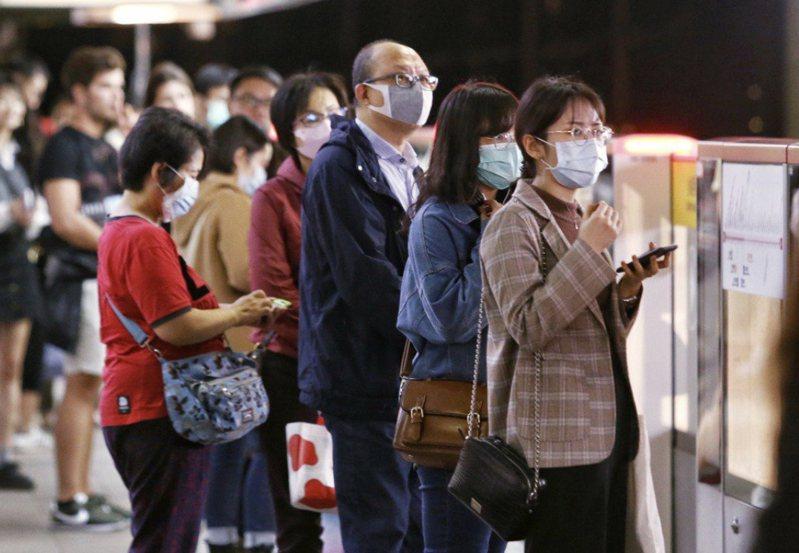 隨著新冠肺炎疫情解封,類流感人數跟著直線上升。圖/本報資料照片