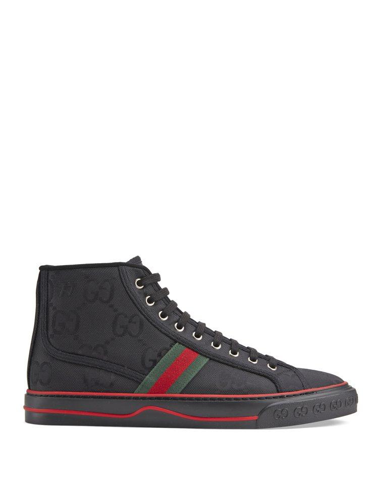 OFF THE GRID系列高筒運動鞋,24,600元。圖/GUCCI提供
