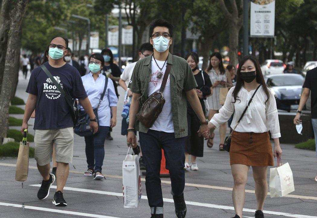 大摩經濟學者認為,第二波疫情對亞洲經濟的衝擊,不像第一波疫情如此具有破壞力。美聯...