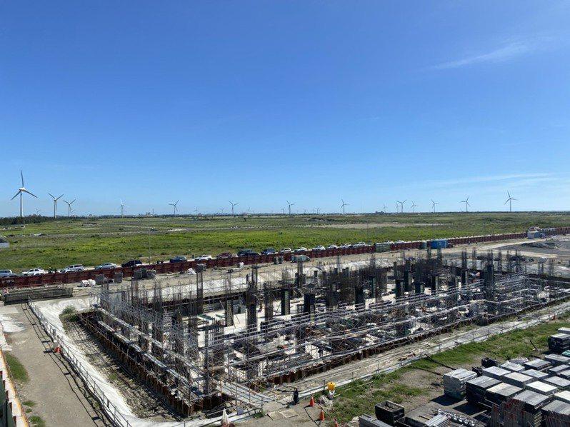 沃旭能源和台積電8日宣布雙方正式簽署企業購售電契約,創全球再生能源業至今簽署最大的企業購售電契約。 報系資料照/記者林于蘅攝影