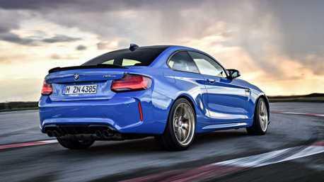 BMW M2 CS不只強悍還很稀少 連美國都只有400輛!