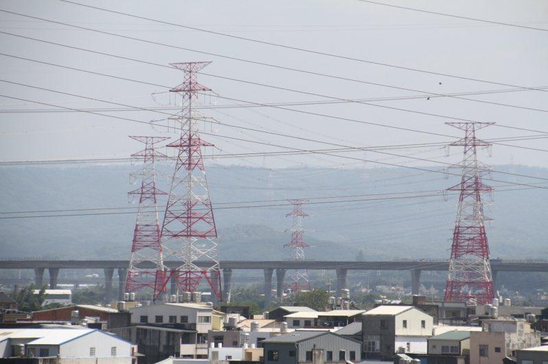 台電允諾接管澎湖5離島供電業務,照片為台電示意圖。 聯合報系資料照片/記者胡蓬生攝影