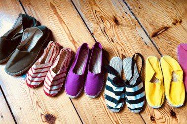 【許育華的戀物集】屬於夏天的西班牙草鞋:Espadrille