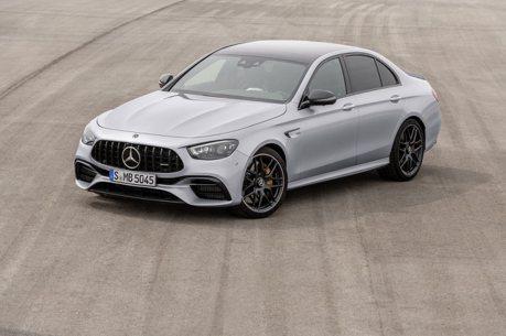 小改款Mercedes-AMG E 63動力未升級的原因 原廠解釋說分明