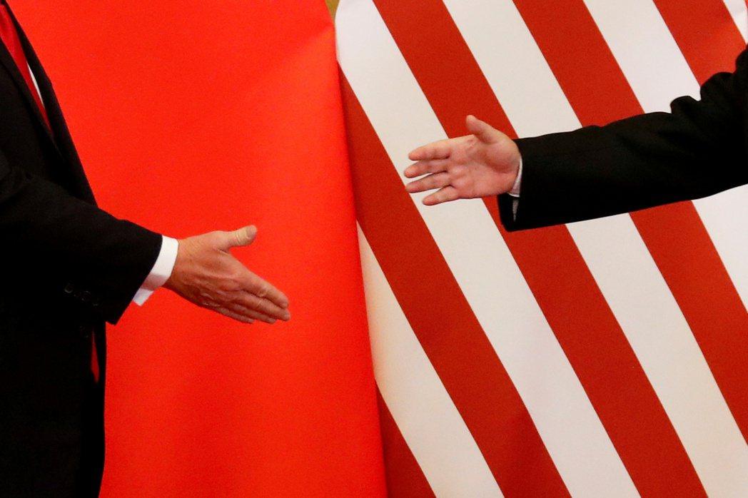 美國民意跟政治領袖不論黨派,都對中國更加提防,也不再天真的認為經濟開放就會讓中國內部政治改革。 圖/路透社