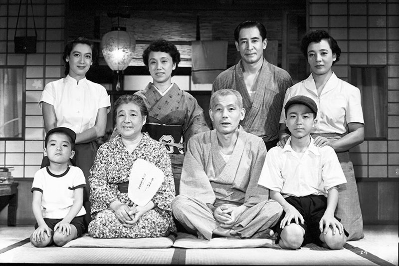 《東京物語》劇照。 圖/IMDb