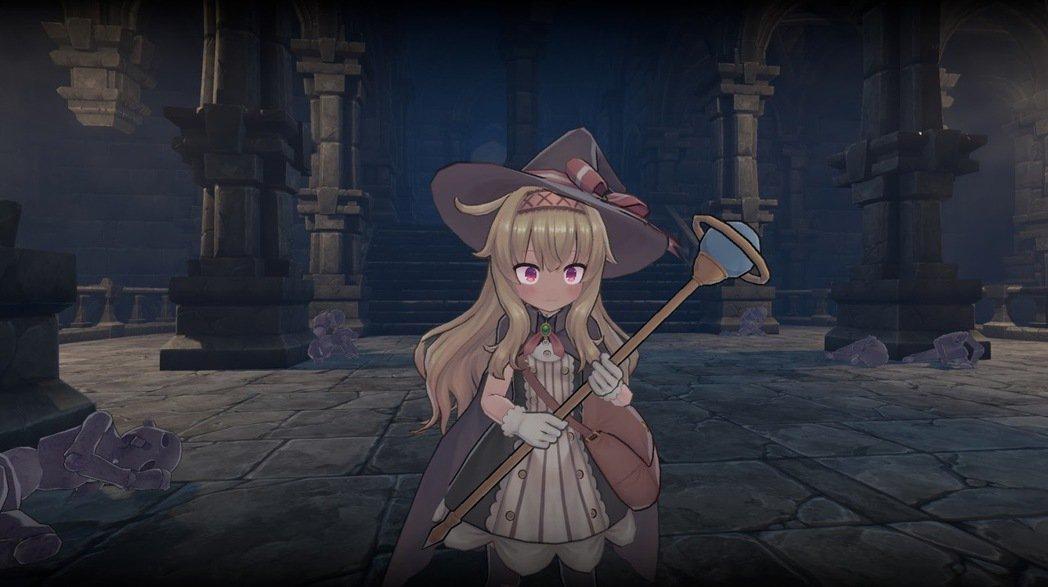 諾貝塔為什麼要進入古堡呢?