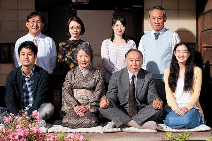 《東京家族》劇照。 圖/IMDb