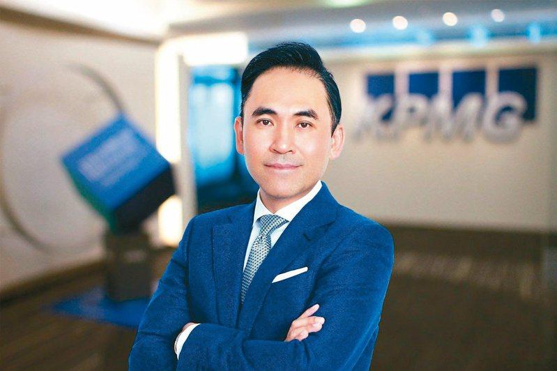 KPMG金融服務業主持會計師吳麟。圖/KPMG提供