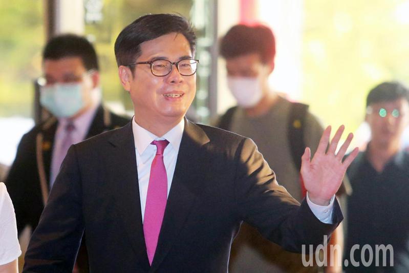 行政院副院長陳其邁。本報資料照片