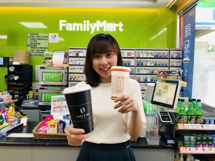 全家便利商店6月20日於App商品預售推出「大杯冰西西里咖啡」2杯特價88元的單...