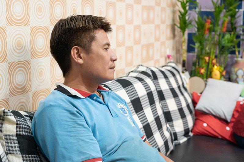 就算歷經千萬挫折,陳龍綺還沒有放棄當初開海產店的夢。圖/鄭良寬提供
