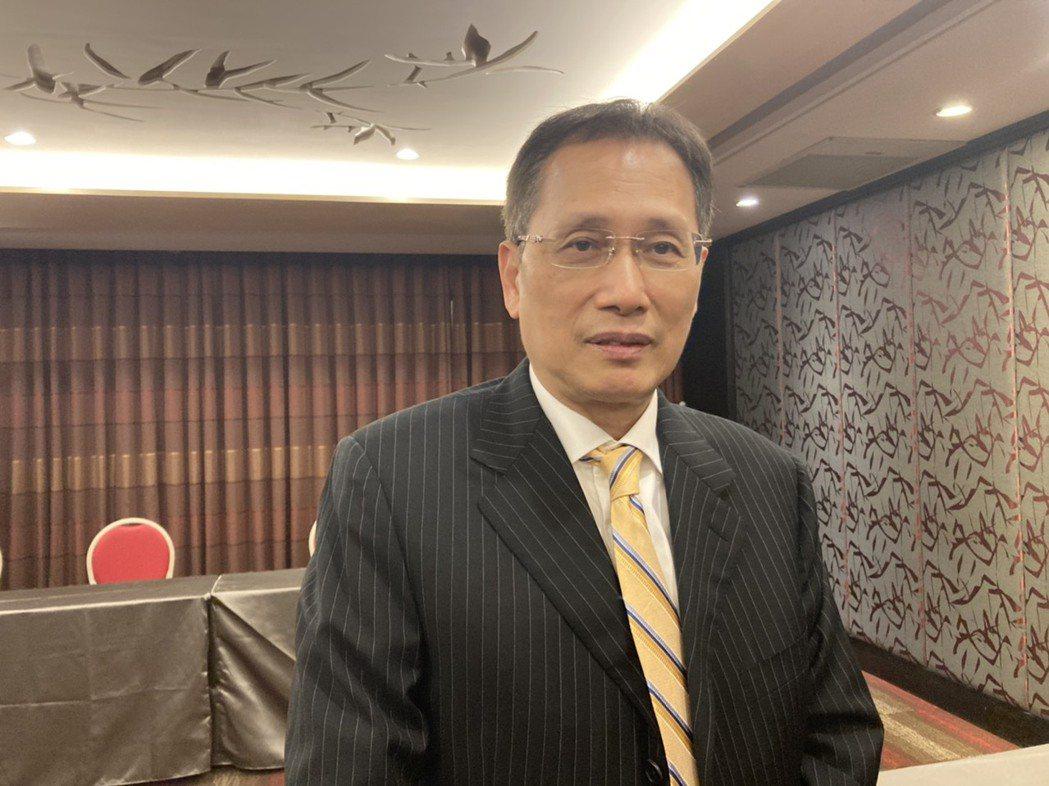 良維董事長李淳正。記者蕭君暉/攝影
