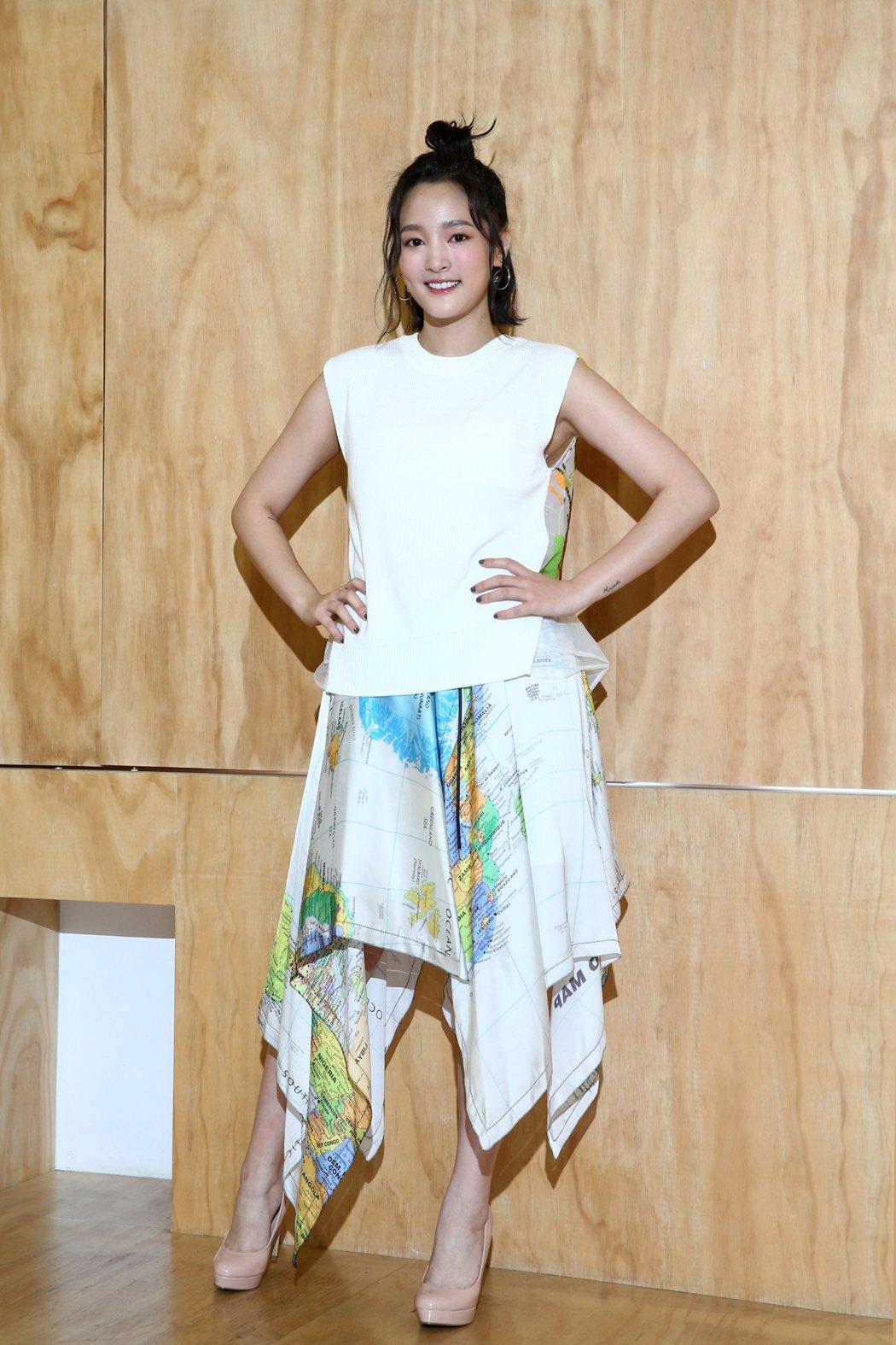 王淨是台北電影獎最佳女主角入圍者。記者蘇健忠/攝影