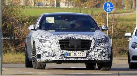 大改款Mercedes-Benz S-Class確定9月發表 V12車款將擁有全新標配