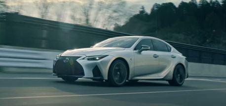 新世代Lexus車款將大幅提升性能與操控性!