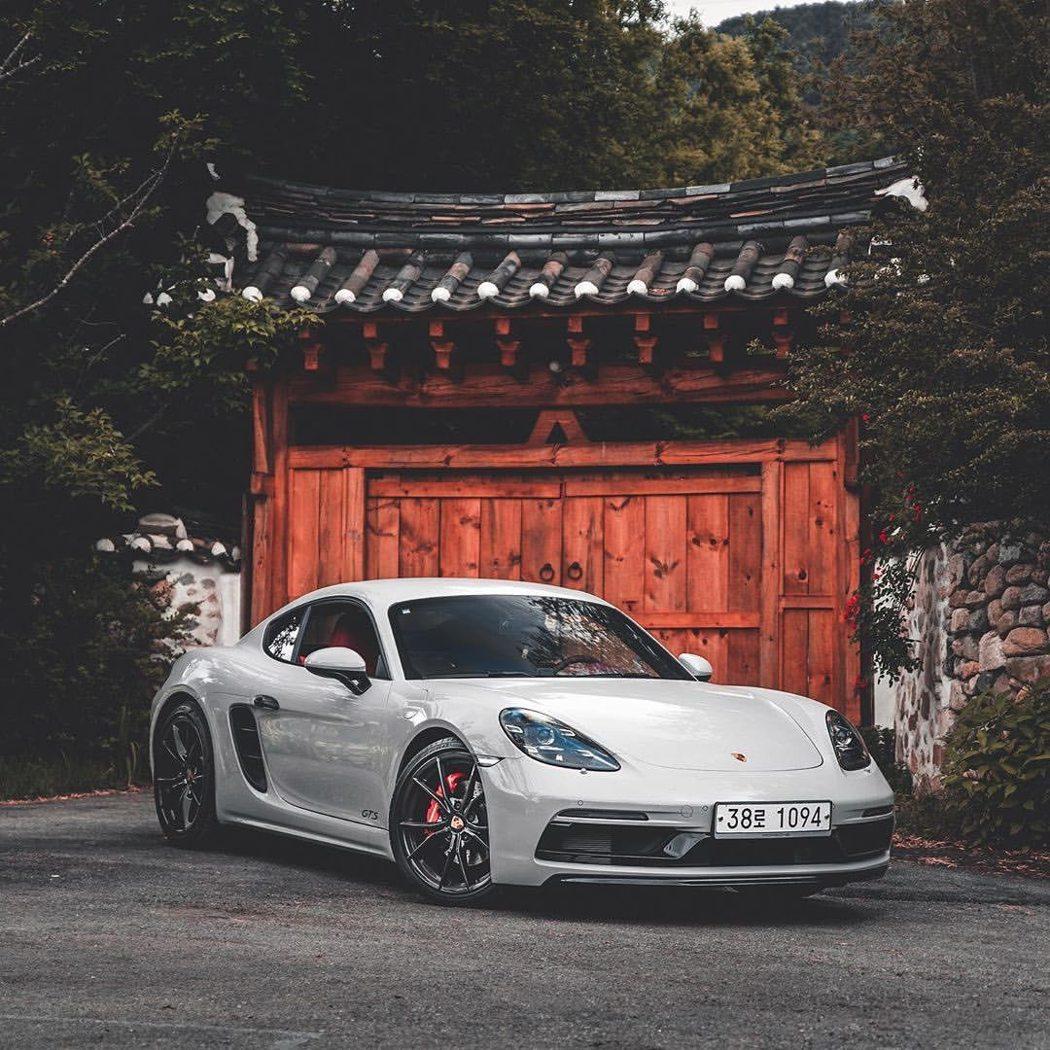 圖/摘自Porsche Korea Instagram