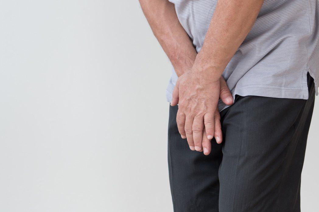「攝護腺肥大」是銀髮族男性最常見的排尿礙障。 圖/123RF