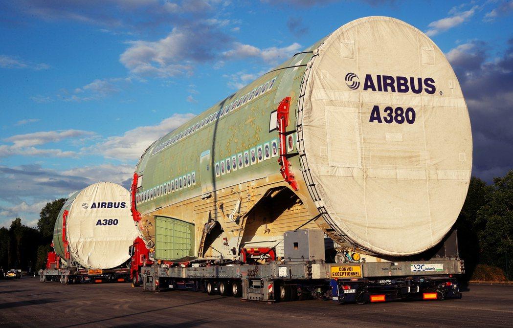 民航機製造龍頭「空中巴士」(Airbus),自去年宣布將停產目前全世界最大客機—...