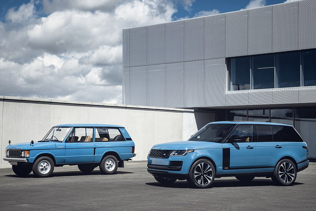 Land Rover Range Rover車系問世50周年之際,也即刻推出全球...