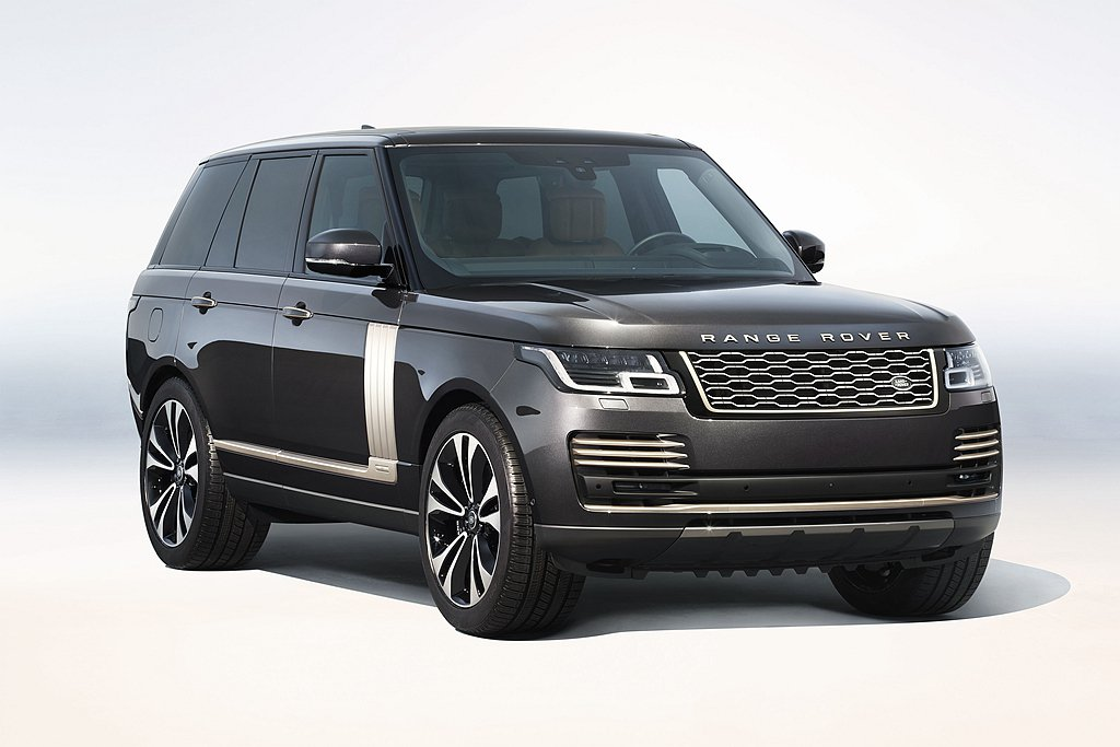 Land Rover特別以「1970」推出全球限量1,970輛的Fifty Sp...